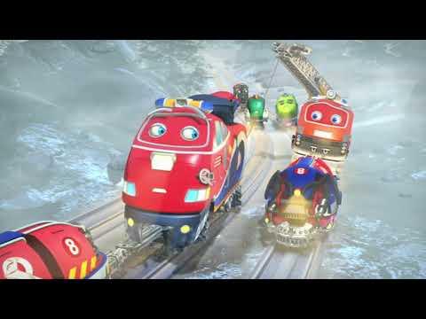 Chuggington  Chug Patrol Chief  on Caring  Cartoons for Children