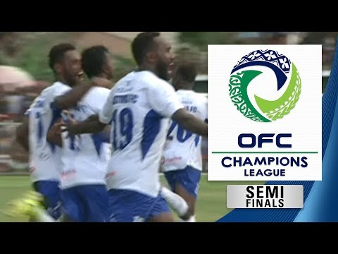 OFC CHAMPIONS LEAGUE 2018 | Semi Final  Leg 2  -  Marist FC v Lautoka FC Highlights