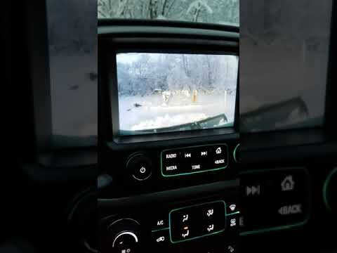 Front camera+Bumper LED bar   Chevy Colorado & GMC Canyon