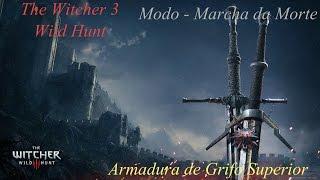 The Witcher 3 Wild Hunt - Equipamento da Escola do Grifo Superior