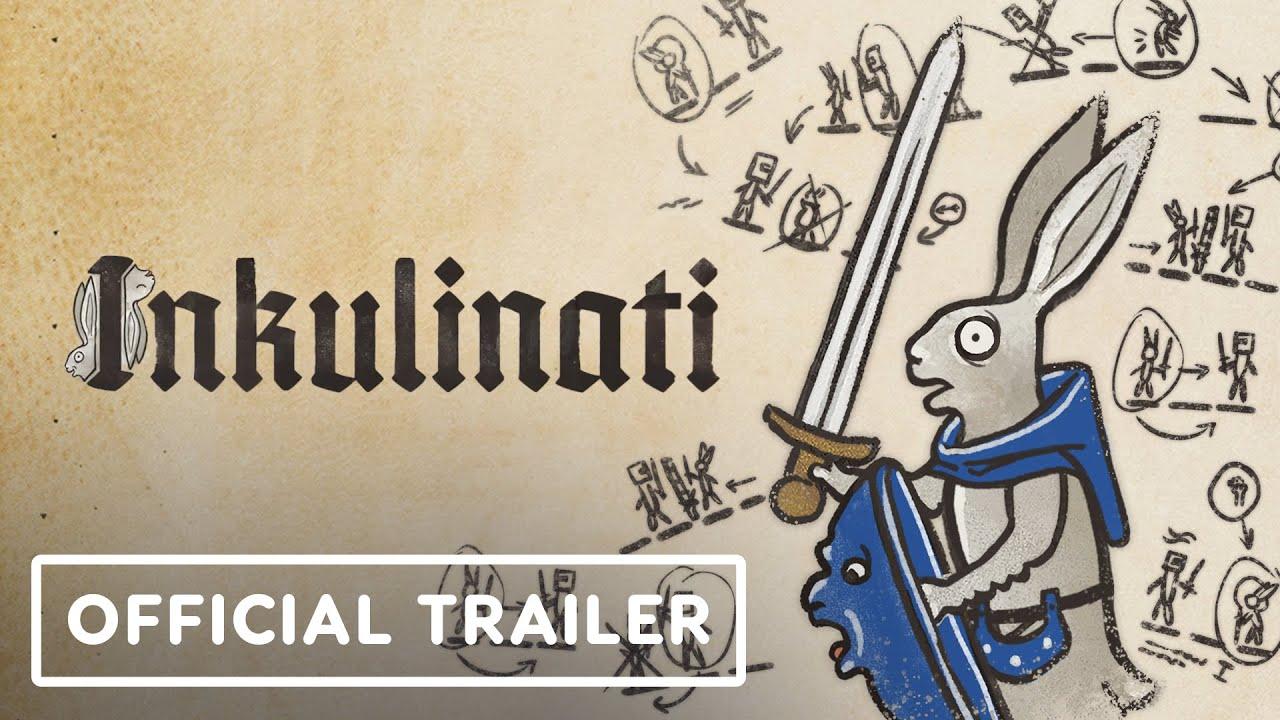 Inkulinati - Official Trailer | Summer of Gaming 2021 - IGN