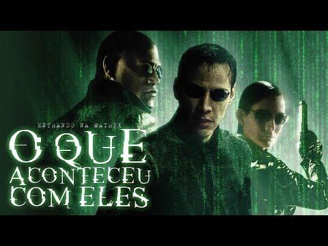 A história de Matrix (1999-2003) DEPOIS dos filmes