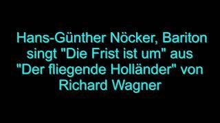 """Hans-Günther Nöcker: """"Die Frist ist um"""""""