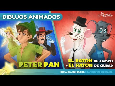 Peter Pan Cuentos Infantiles Para Dormir & Animados
