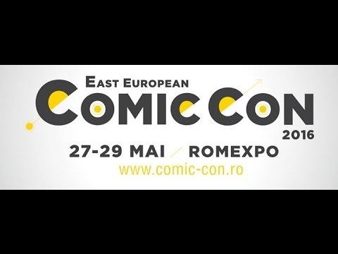 PC Garage TV - Live de la Comic Con - Ziua 3
