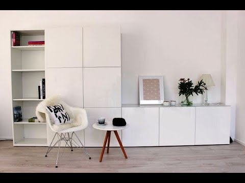 How To Use Ikea Besta Units In Home Youtube