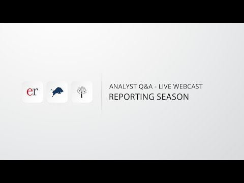 Analyst Q&A 2 March - Reporting Season