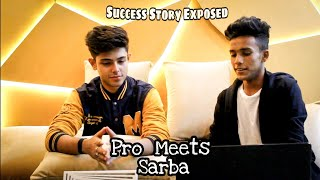 The Story and Secrets revealed Pro Meets Sarba Video 04