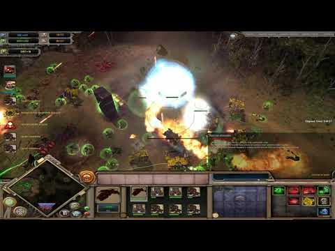 Dawn of War Ultimate Apocalypse - Turtling is fun