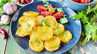 Картошка в духовке с майонезом (ВКУСНЕЙШАЯ) ❤ Простой и Недорогой Рецепт!