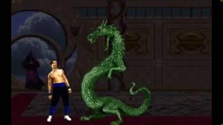 Mortal Kombat II MS-DOS, 3 Versões de som em teste