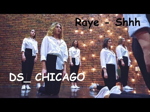 Raye - Shhh / Choreo by DS_ChicaGo / Aurum Crew