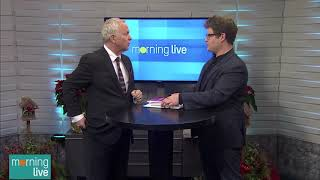 Magician, Graemazing on CHCH Morning Live