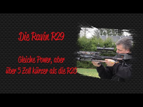 Ravin Crossbows R29 - Armbrust Review