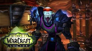 ♥ World of Warcraft Legion Launch! Unholy Death Knight Legendary Weapon Quest & More! (Live Stream)