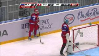 World Juniors 2013 :  - Russia vs Switzerland(02.01.2013 like this video ? please find a lot of another great hockey moments on my blog ..., 2013-01-03T02:57:33.000Z)