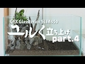 【迷走】スリム水槽をユルく立ち上げ part.4|アクアリウム動画