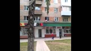 Возвращение домой. г. Азнакаево