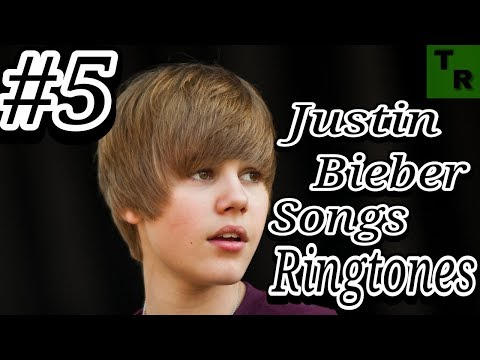 Top 5 Justin Bieber Songs Ringtone With Download Links!!🔥🔥🔥