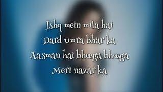 (Lyrics) Mohabbat Nasha Hai Video Song | HATE STORY 4 | Neha Kakkar | Tony Kakkar | Karan Wahi |