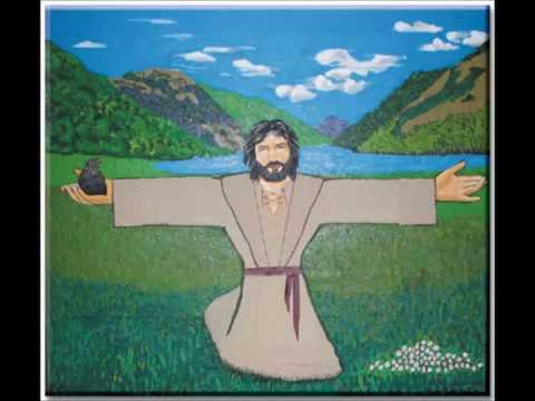 Saint Kevin - Early Irish Hermit