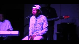 Be Free (JCOLE Cover) performed by David Leathers Jr