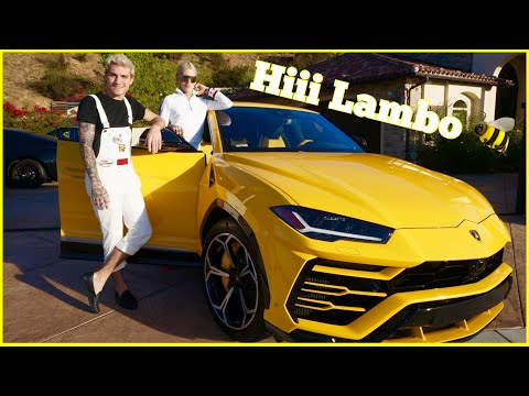 WE GOT A NEW LAMBORGHINI URUS SUV! | Jeffree Star