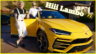 �������� ���� WE GOT A NEW LAMBORGHINI URUS SUV! | Jeffree Star ������