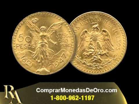 Mexicana Oro | Comprar Oro 1-800-962-1197 - YouTube