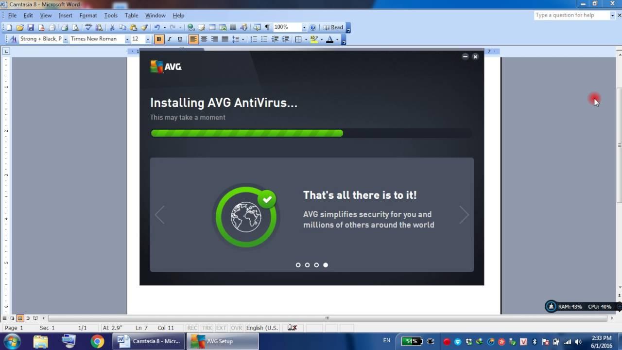 avg full version key