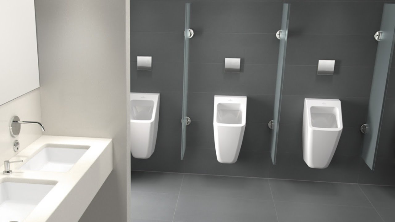 Villeroy boch architectura urinal animation nl youtube - Villeroy y bosch ...