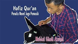 Subhanallah,  Hafal al-Quran 2 juz Tunanetra Ini Juga Penulis Novel yang Piawai Main Piano