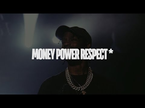 Travis Scott - Money Power Respect* (Lyrics)