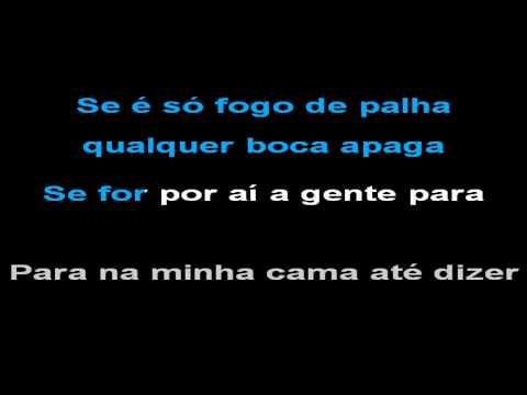 Henrique e Juliano - Mais Amor Menos Drama Karaoke
