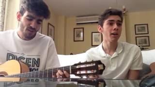 Cover El Último Beso (Andy y Lucas) - Julio y Alejandro
