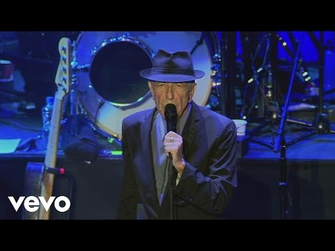 Leonard Cohen - Everybody Knows (Live in Dublin - edited)