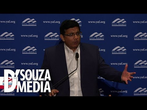 MUST SEE: Dinesh D'Souza tackles white supremacy at University of Washington