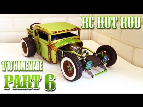 rc hot rod ford 32 homemade part 6 8 youtube. Black Bedroom Furniture Sets. Home Design Ideas