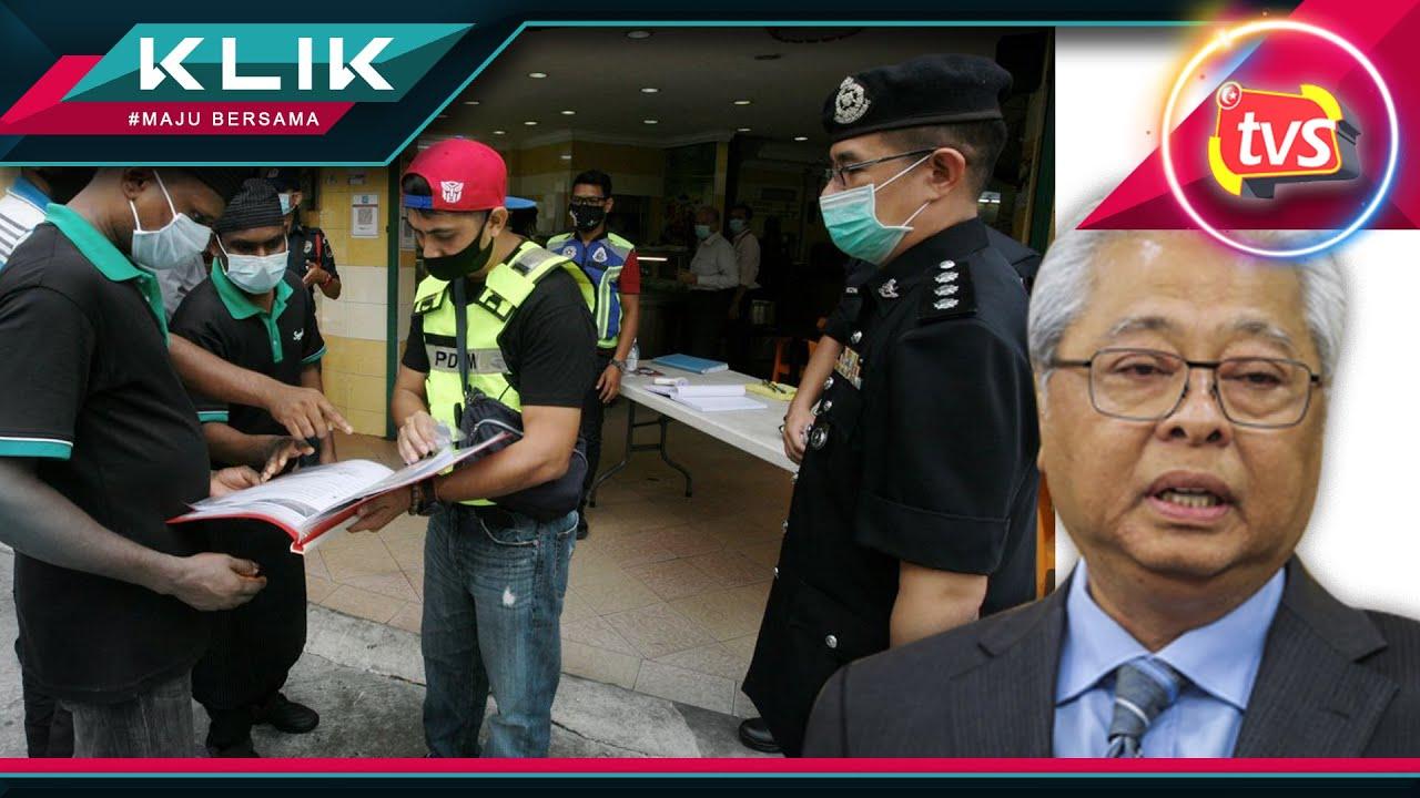 18 ditahan gaji pekerja asing tanpa permit - YouTube