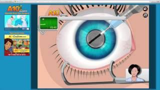 EVIL EYE DOCTOR AQUA! :3|Eye Surgery