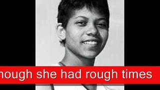 Celebrity Biography Picture Project- Wilma Rudolph