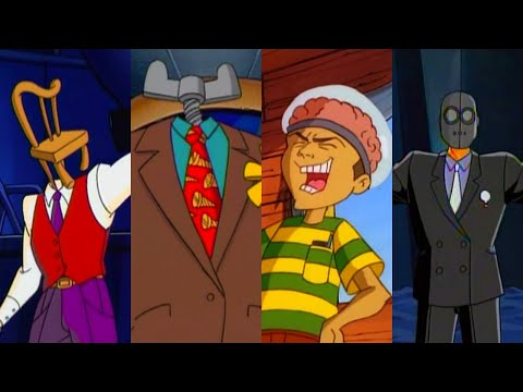 Download Top 10 The Tick Villains (Animated)