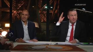 Verticale Tour Eiffel 2017® - Live Eurosport 2