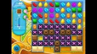 Candy Crush Soda Saga - level 505 (No boosters)