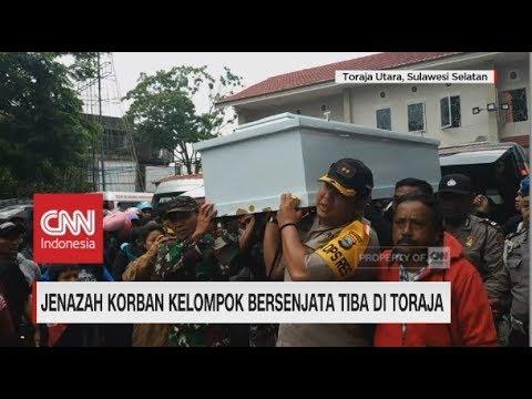 Jenazah Korban Kelompok Bersenjata Tiba di Toraja Mp3