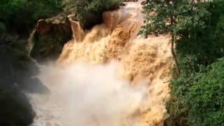 ルスモ滝 - Rusumo Falls - Japa...