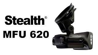 stealth MFU 620  видеорегистратор с функцией радар-детектора  видео обзор 130.com.ua