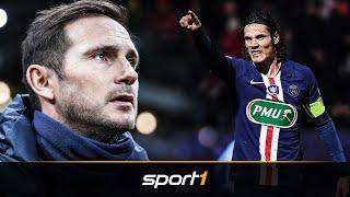Chelsea-Coach Lampard schwärmt von Cavani | SPORT1 - TRANSFERMARKT