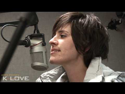 "K-LOVE - JJ Heller ""Love Me"" LIVE"