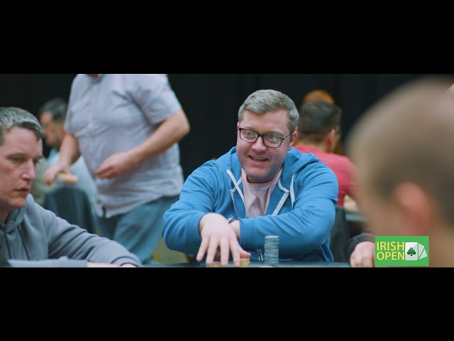 Irish Open 2019 Day 7 (Day 3) - Main Event is waiting for the final table